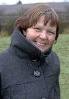 Anita Blomberg, Falun