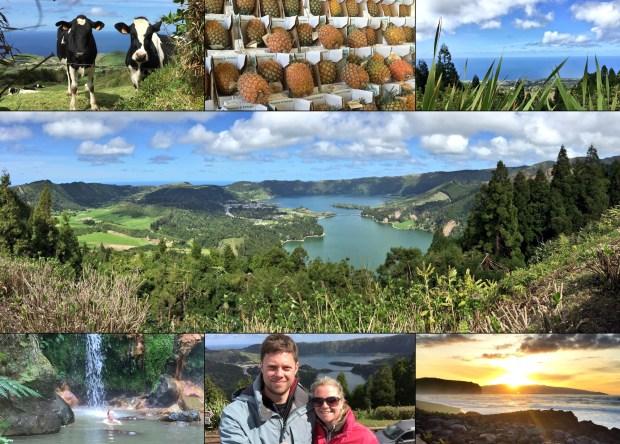 Sao Miguel - Azores - Collage