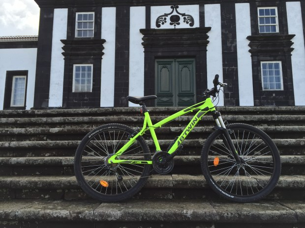 Mountain Bike hire Sao Miguel Azores Car