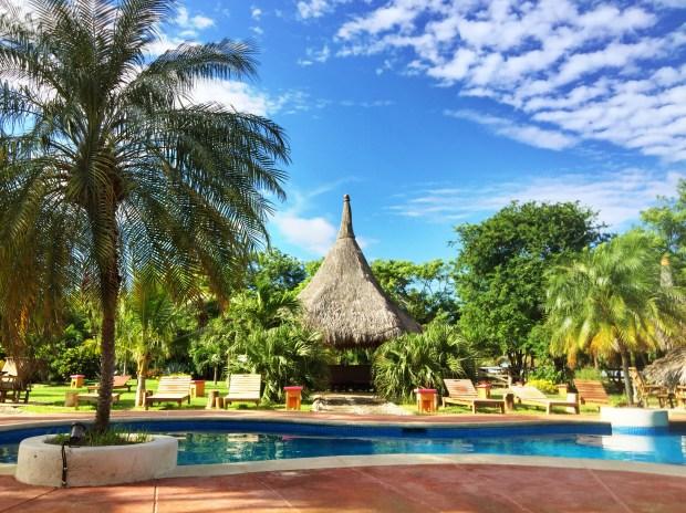 Buena Onda Beach Resort Playa Santana Popoyo Nicaragua, Surfing Pacific Coast surf blog