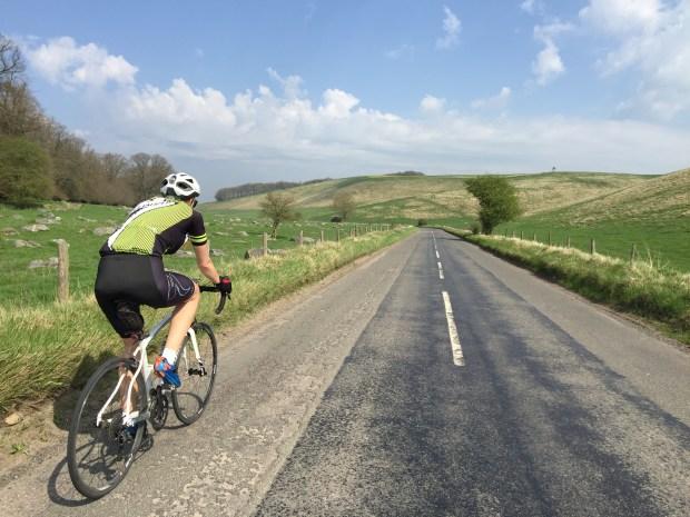Vale of White Horse - Cycling - Lambourn to Ashbridge - Oxfordshire