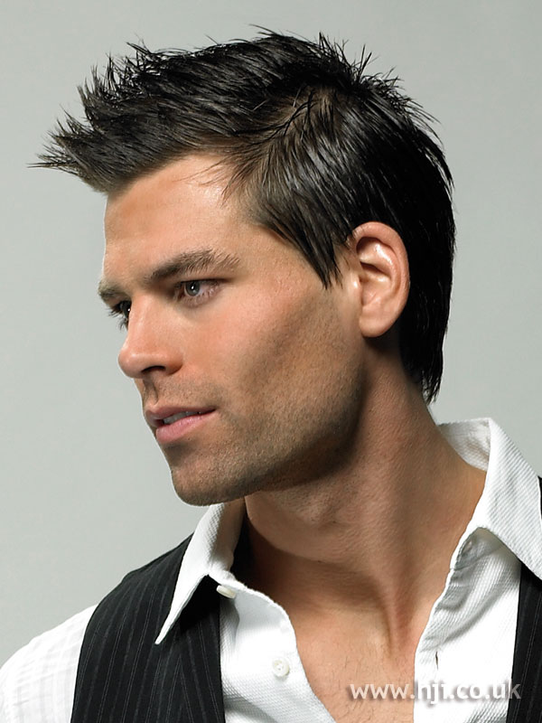 2006 Men Profile Hairstyle HJI