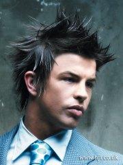 2006 men spikes hairstyle - hji