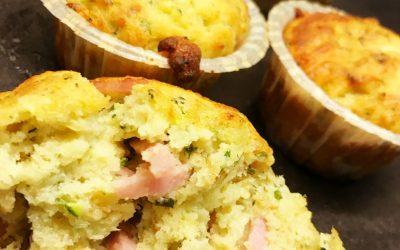 Frokostmuffins med skinke, ost og … (LFM)