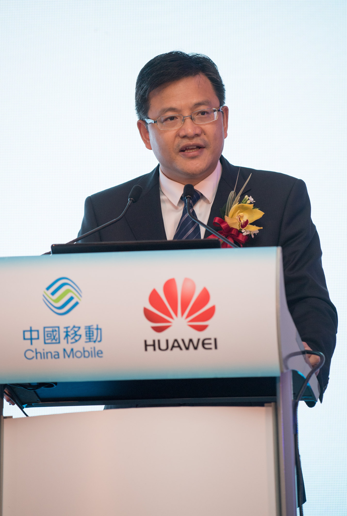 China Mobile Hong Kong and Huawei join forces to mark 4.5G Mobile Network Milestone