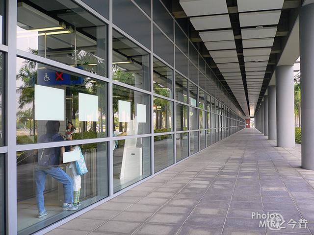 錦上路站 - Kam Sheung Road Station