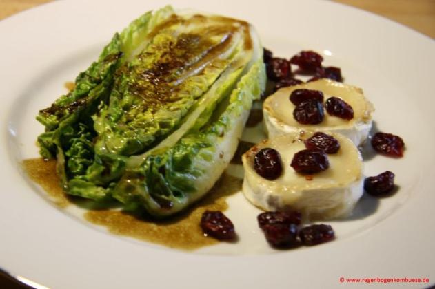 französische Küche, vegetarisches Rezept