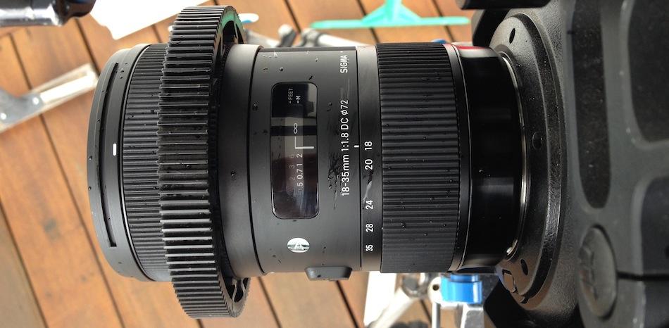 Sigma 18-35 f1.8