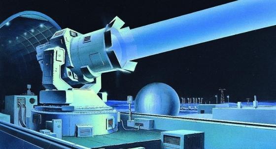 俄羅斯研發太空激光炮用來清除太空垃圾 – 香港天文學會
