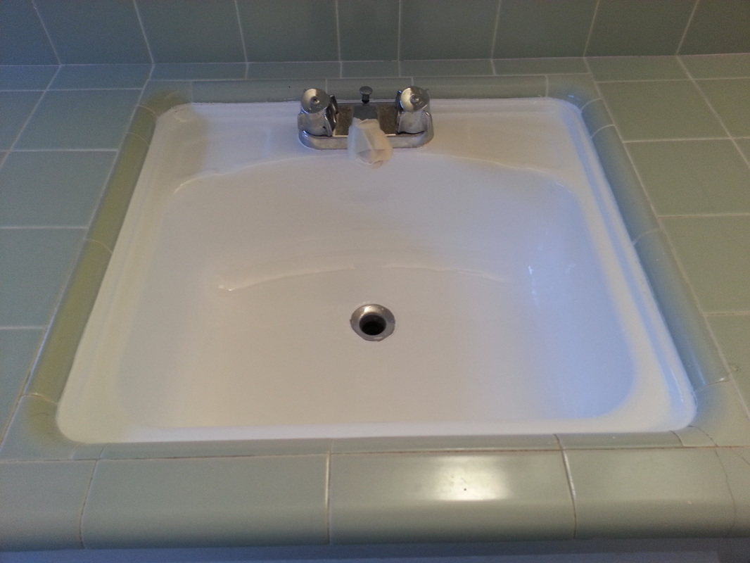 refinish kitchen sink cabinet spacing henry 39s and bath refinishing home