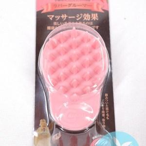 日本 Marukan Minimal Land 小動物兩用沙龍橡膠按摩刷