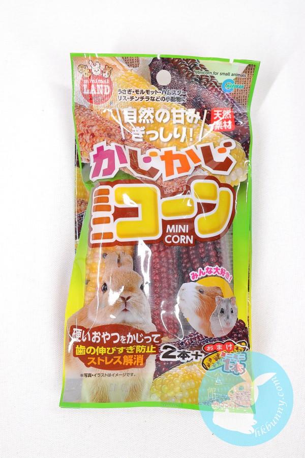 日本 Marukan Minimal Land 小動物天然迷你粟米棒