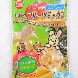 日本 Marukan Minimal Land 小動物美味香蕉片 75g