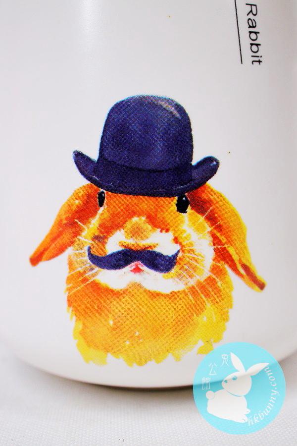 紳仕垂耳兔杯