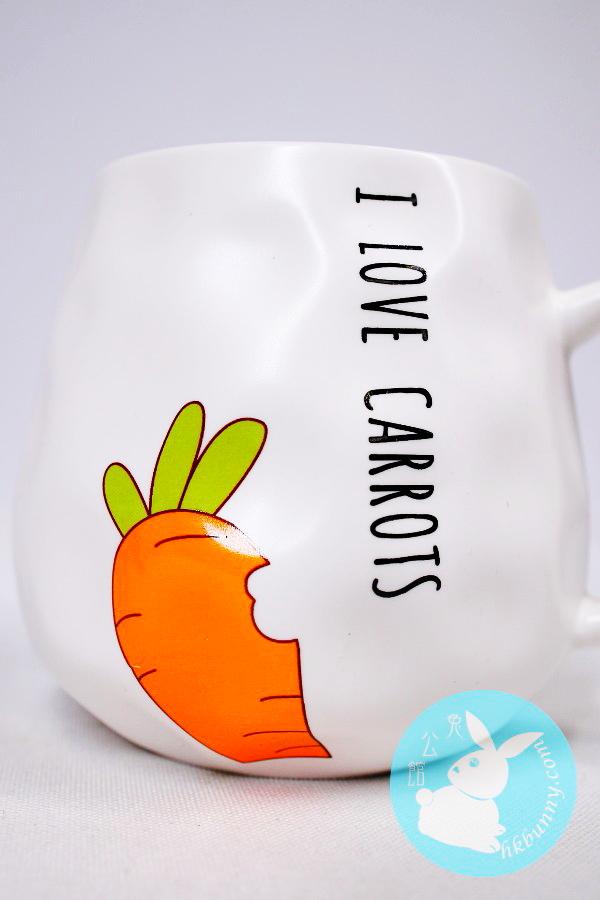 小兔紅蘿蔔杯連匙套裝