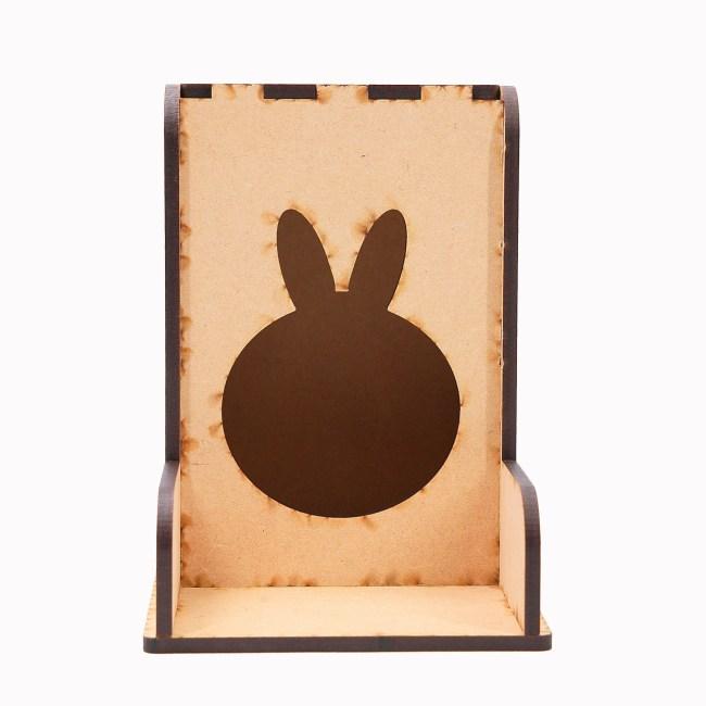 Run Rabbit 單孔草架