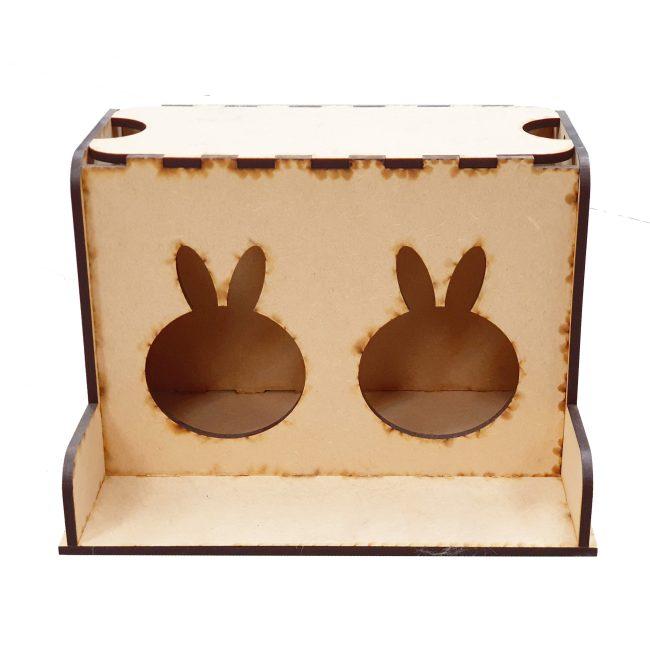 Run Rabbit 雙孔草架