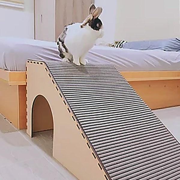 Run Rabbit!兔跑拋木作屋 超大斜坡(公價貨品)