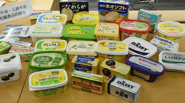 消委會:半數營養標籤嚴重失實 18款人造牛油含致癌-香港商報