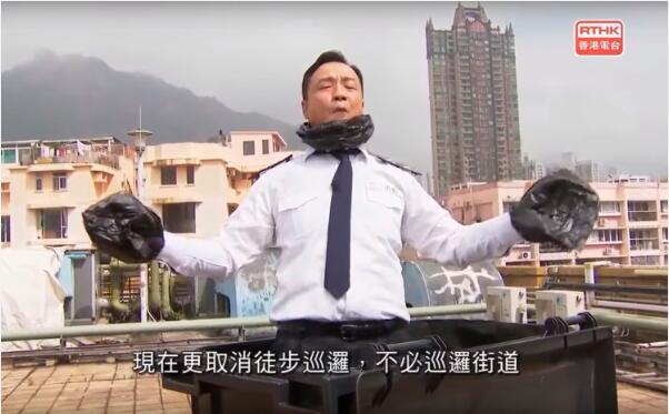 鄧炳強投訴港臺節目誤導 令市民對警隊失信心-香港商報