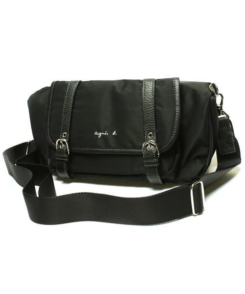 HKDOTBUY - 日本直送 agnes b. agnes b.兩用手挽袋 免費送貨