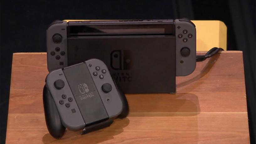 【有片】任天堂Switch上電視做實機遊玩展示 - 香港高登