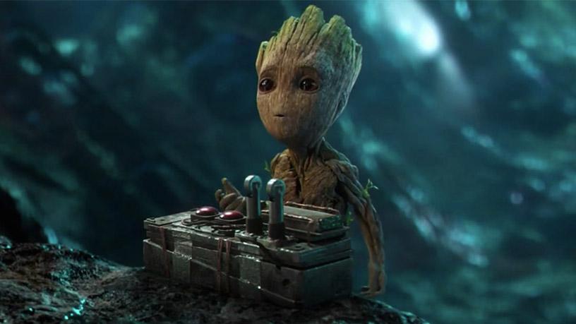 點解《銀河守護隊2》Groot仲係細路? - 香港高登