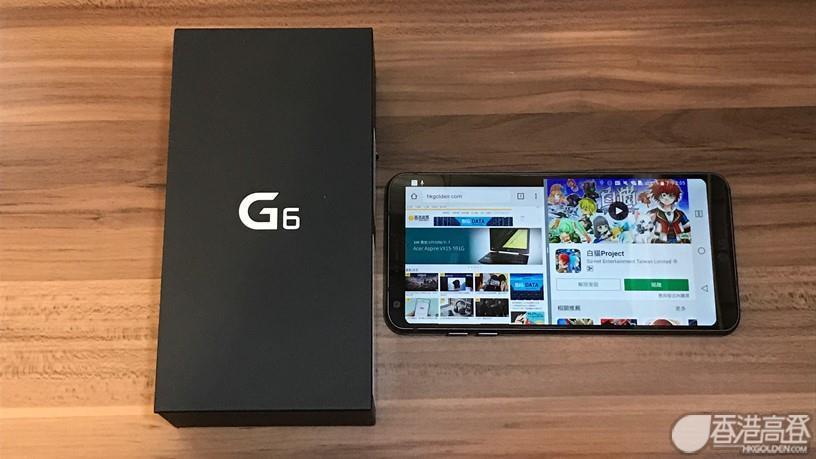 有防水 冇換電!LG G6韓水抵港 - 香港高登