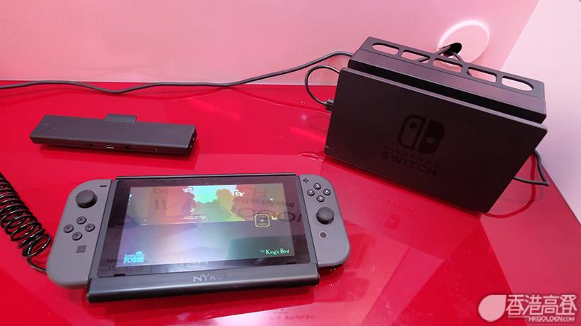 [E3 2017]8bit堂E3公布新手掣 同場仲有激多Switch配件 - 香港高登