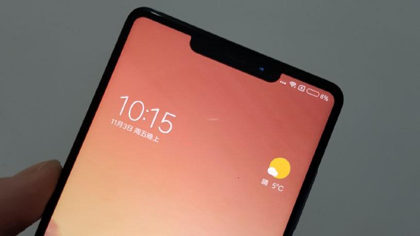 小米MIX 2s跟風學iPhone X整M字額? - 香港高登