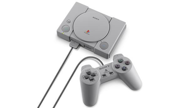 Sony公布初代PS迷你主機「PlayStation Classic」 - 香港高登