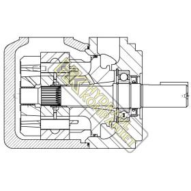Parker Hydraulic Pump Piston Pump wiring diagram ~ ODICIS.ORG