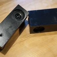Soundbar-Boxen für Flat-Panel-TVs zum Selbstbau