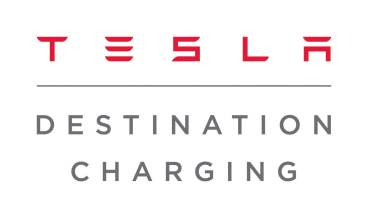 Tesla Destination Charging Logo