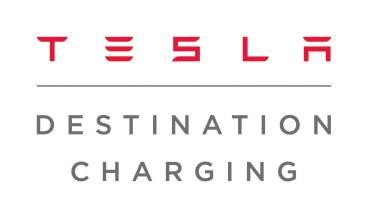 Tesla Destination Charging Logo