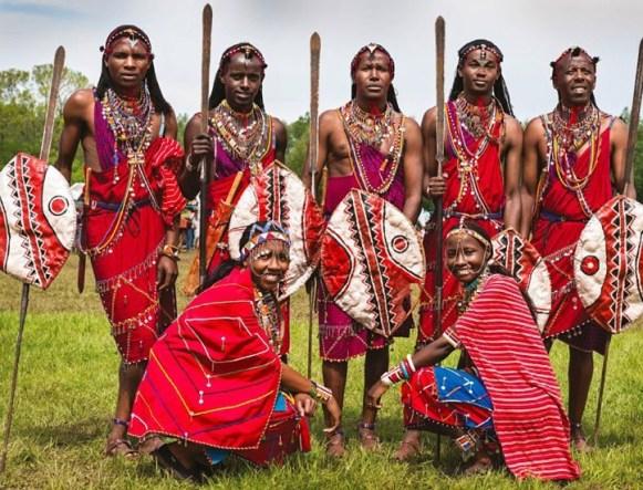 Masaai 2