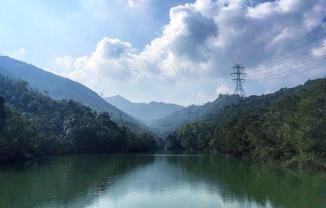 【藍地水塘】 - 香港人遊香港