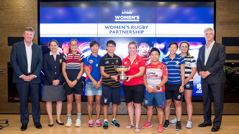 Hong Kong Women's Rugby gets lift with KPMG… | Hong Kong Rugby Union