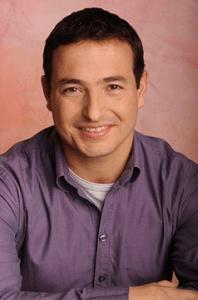 Portrait of Eran Halperin