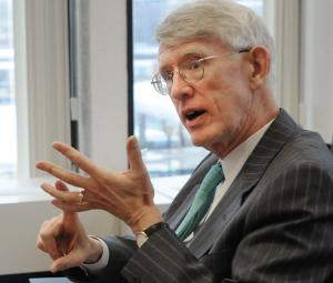 HKS adjunct lecturer Tom Glynn