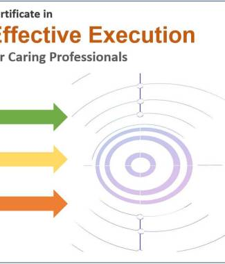 C2196 Certificate in Effective Execution for Caring Professionals (Class 2)