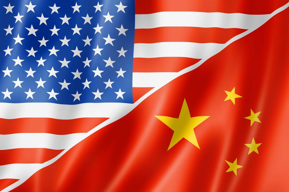 Image result for china, u.s., flags, pictures