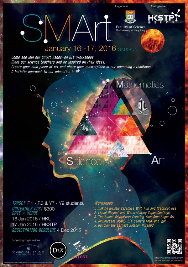 Science Mathematics And Art Smart Project 2016
