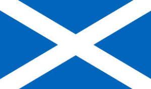 Skotska zastava