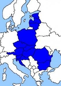 Jadran Baltik crno more