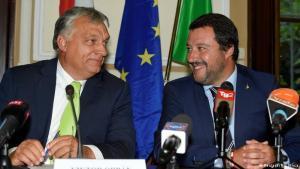 Orban Salvini
