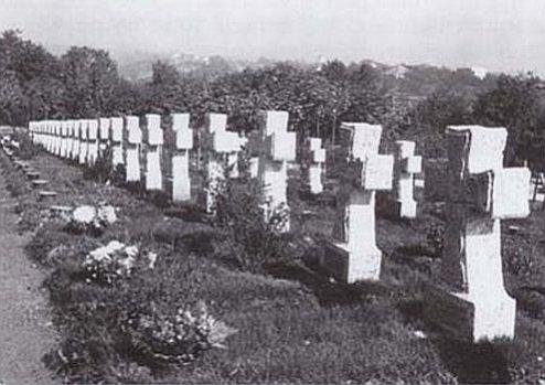 Grobovi HOS Mirogoj