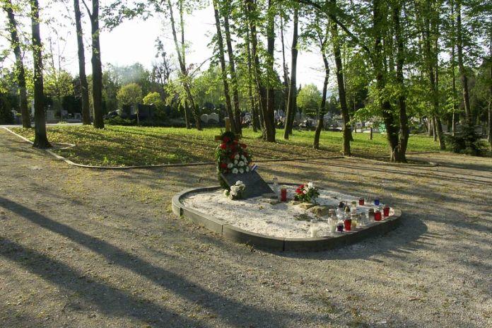 Spomenik NDH Mirogoj