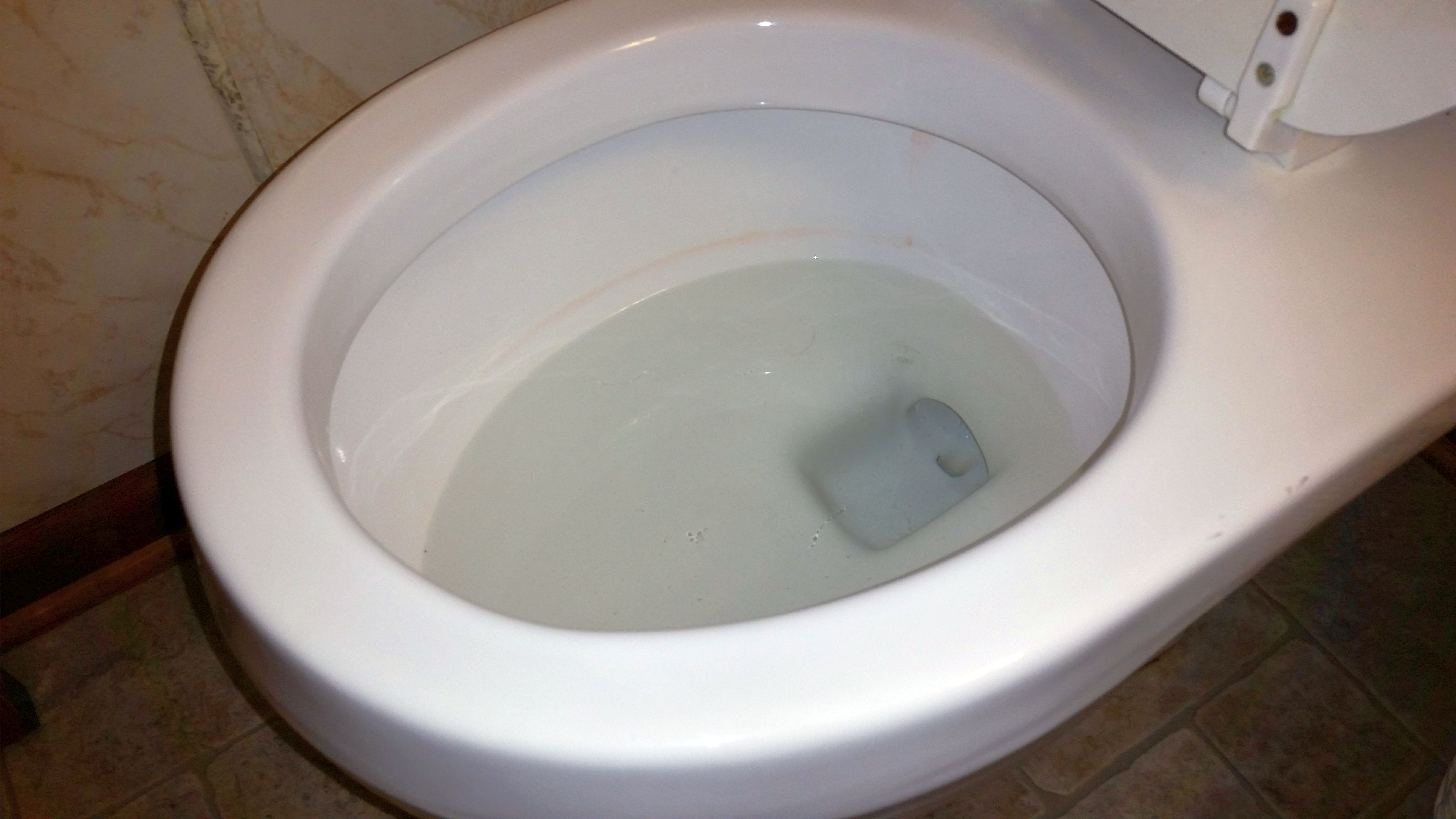 Pink Stains In Your Toilet Bowl | Henderson Water Utility