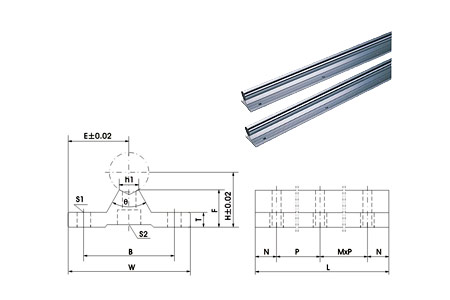 HengLi Linear Motion Bearings